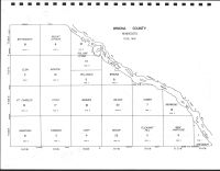 Winona County Code Map, Winona County 1982